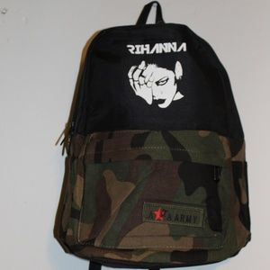 Unisex Teen Casual Canvas Backpacks